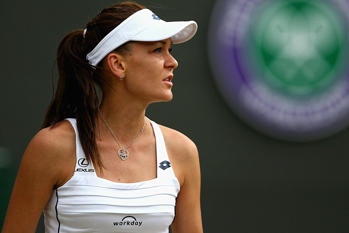 Live Wimbledon 2015 Semi-Final: Muguruza vs. Radwanska