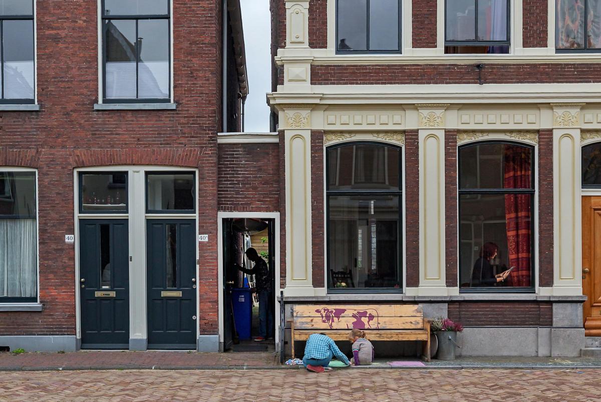 Vermeer The Little Str...